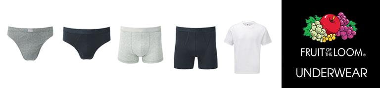 Underwear range