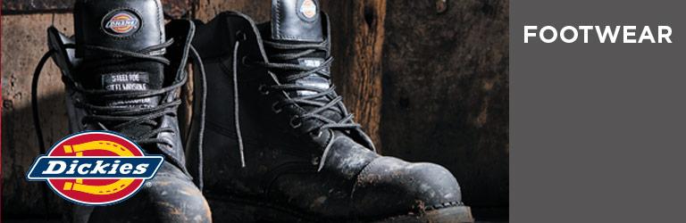 Footwear range