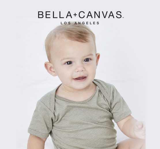 Bella + Canvas Baby