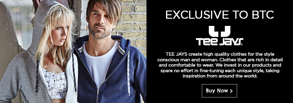 Discover Tee Jays