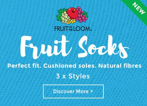 New Fruit Socks
