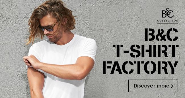 B&C T-Shirt Factory