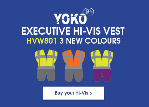 New Colours added to YOKO