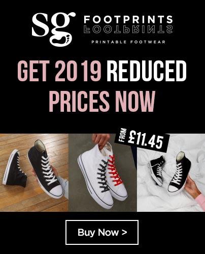 SG Footprints New Lower Price