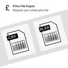 Price File Export