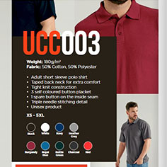 Ultimate Clothing Collection Brochure
