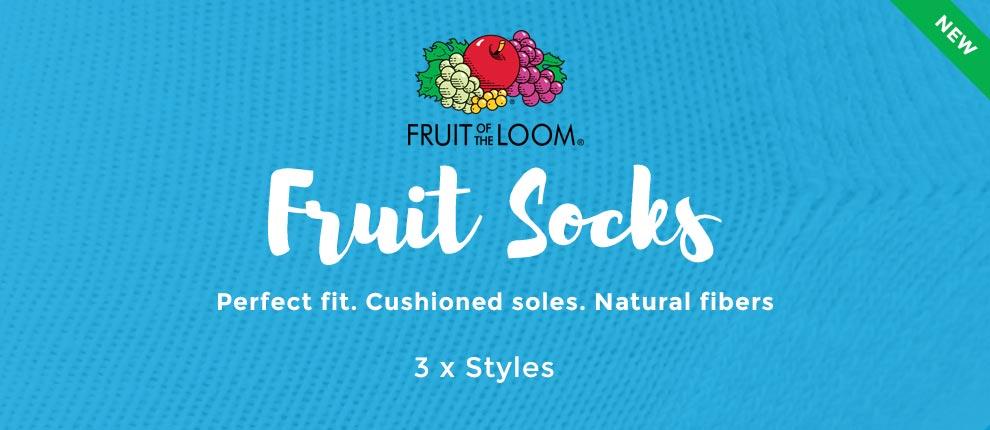 Fruit of The Loom Socks