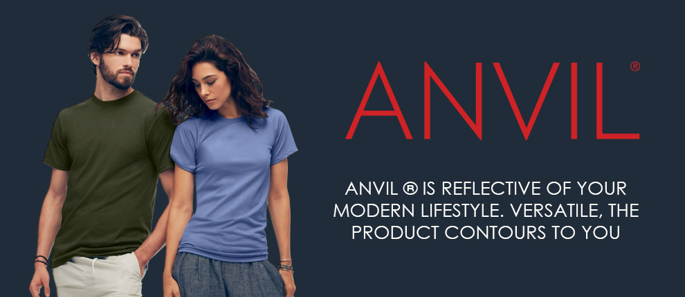 Anvil 10p off Tees