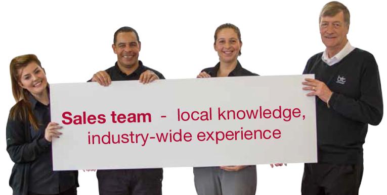 Sales teams