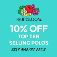 10% off 10 FOTL Polo