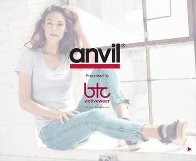 Anvil Presentation