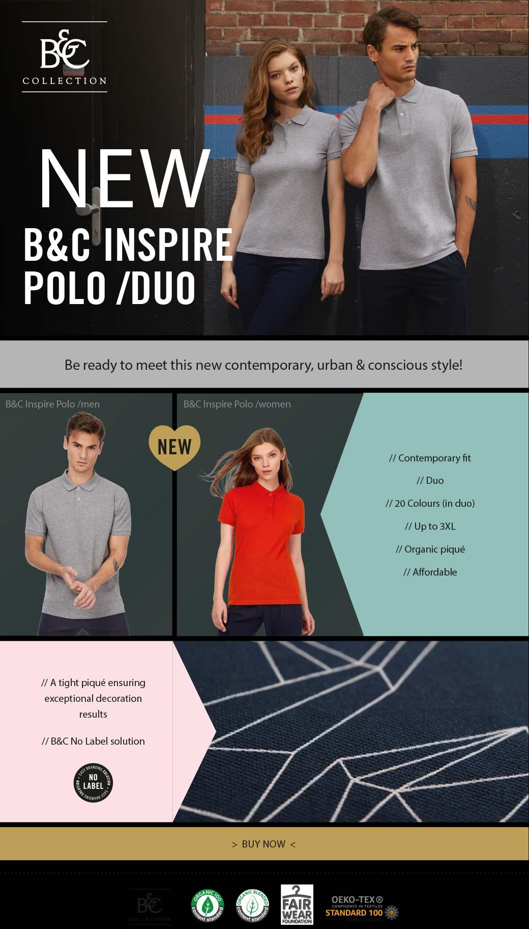 B&C Inspire
