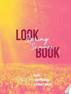 Look Book Spring-Summer 2019