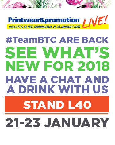 Printwear and Promotion 2018
