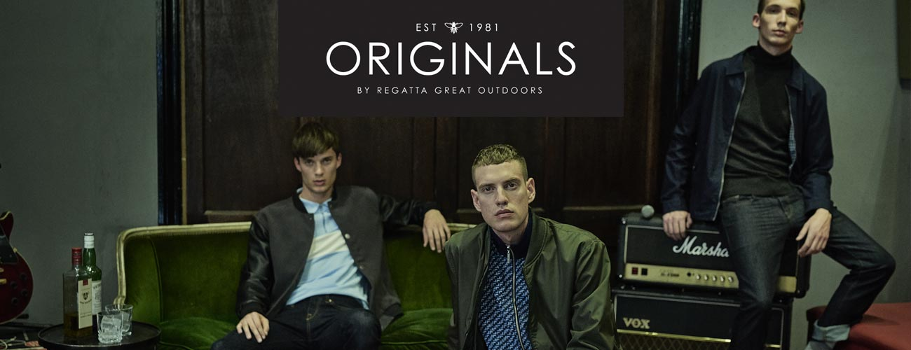 Originals by Regatta