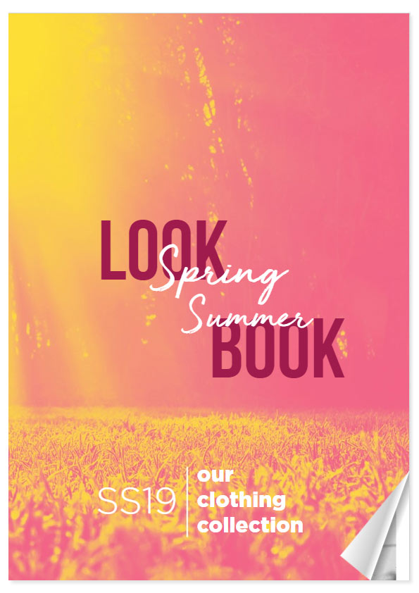 Look Book Spring-Summer 19