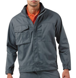 View Russell Polycotton Twill Jacket