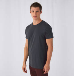 View B&C Mens Organic Inspire Plus Tee