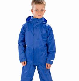 View Result Core Junior Rain Suit