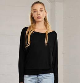 View Bella Flowy Long Sleeve T-Shirt