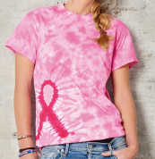 View Colortone Tie-Dye Awareness Tee
