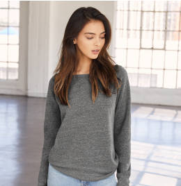 View Bella Slouchy Wideneck Sweatshirt