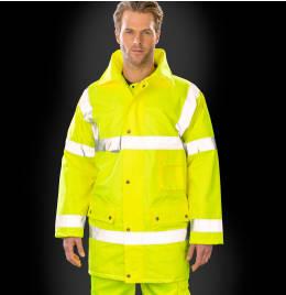 View Result Safe-Guard Motorway Coat
