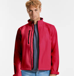 View Russell Men's Soft Shell Jacket