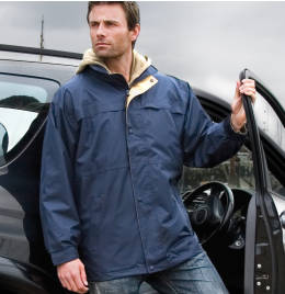 View Result Multi-Function Jacket