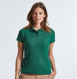 View Russell Ladies' Classic Polo