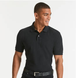 View Russell Classic Cotton Polo Shirt