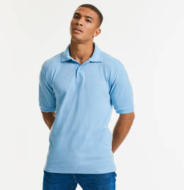 View Russell Hardwearing Polo