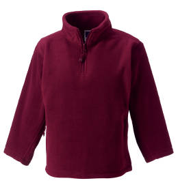 View Jerzees Schoolgear 1/4 Zip Fleece