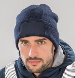 View Result Rcycled Thinsulate Printer Beanie