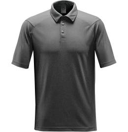 View Stormtech Mens Minstral Heathered Polo