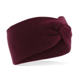 View Beechfield Twist Knit Headband