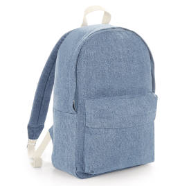 View Bagbase Denim Backpack