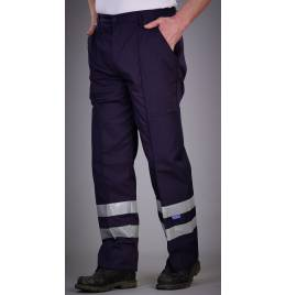 View Yoko Reflective Ballistic Trousers (Reg)