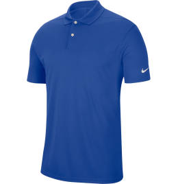 View Nike Dry Solid Victory Polo