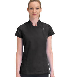 View Dennys Ladies Zip Beauty Tunic