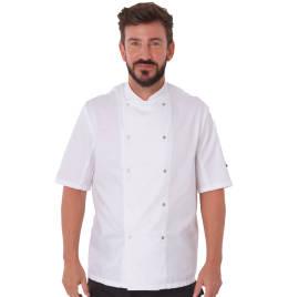 View Dennys Short Sleeve Chefs Jacket