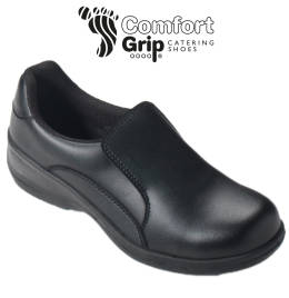 View Dennys Comfort Grip Ladies Slip-On