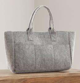 View Jassz Bags Pocket Felt Shopper