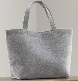 View Jassz Bags Small Felt Shopper