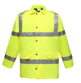 View Yoko Hi-Vis Contractor Jacket