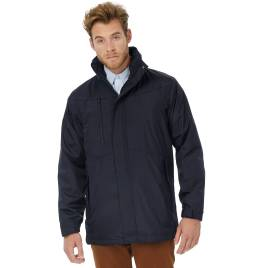 View B&C Corporate 3 In 1 Jacket Mens