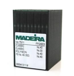 View Madeira Sharp Point 75 Needles (100 Pak)