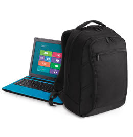 View Quadra Executive Digital Backpack