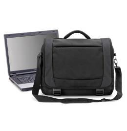 "View Quadra Tungstenâ""¢ Laptop Briefcase"