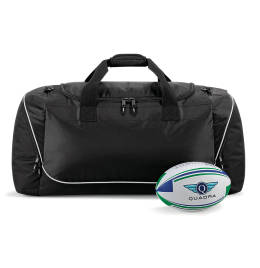 View Quadra Teamwear Jumbo Kit Bag